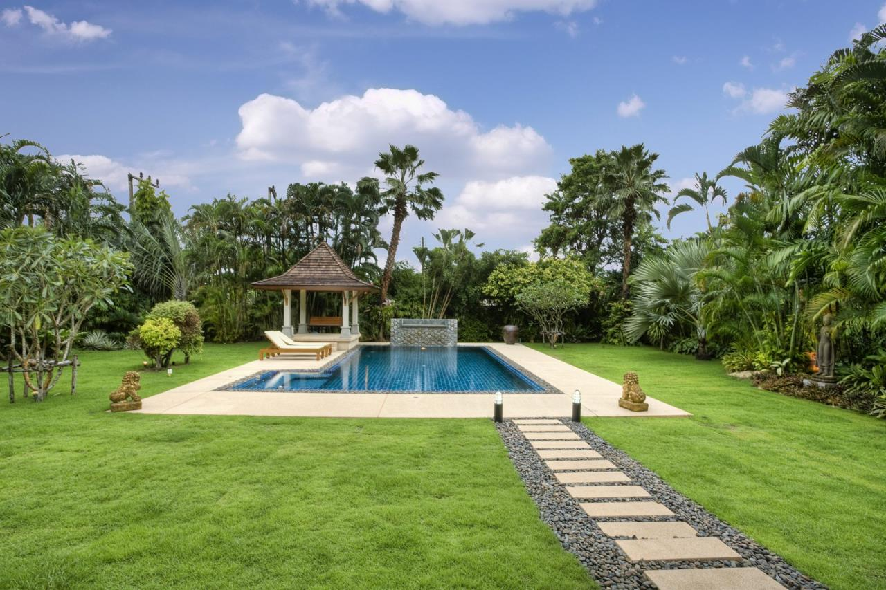 REAL Phuket  Agency's Villa Namm - 6-Bedroom Pool Villa in Nai Harn 8