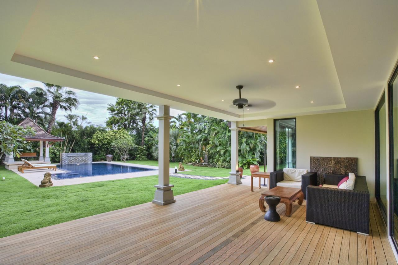 REAL Phuket  Agency's Villa Namm - 6-Bedroom Pool Villa in Nai Harn 10