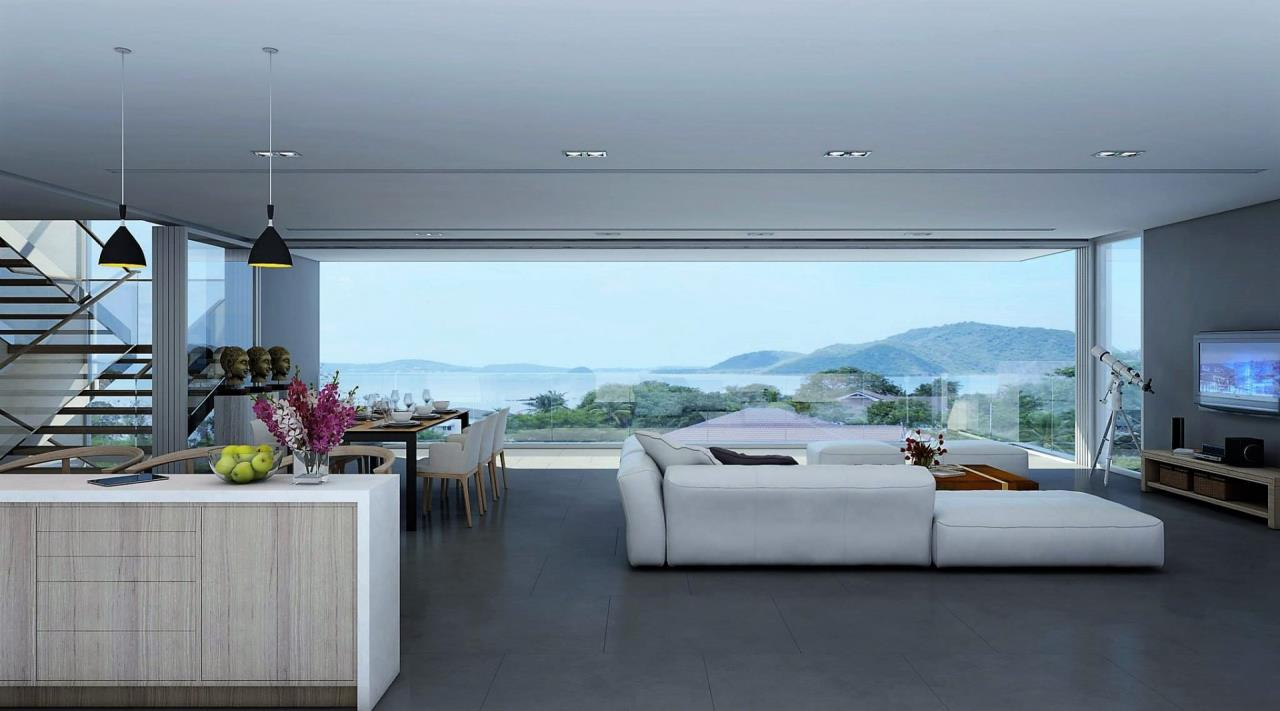 REAL Phuket  Agency's Rawai LUXX - Exclusive 5-Bedroom Sea View Villa in Rawai 4