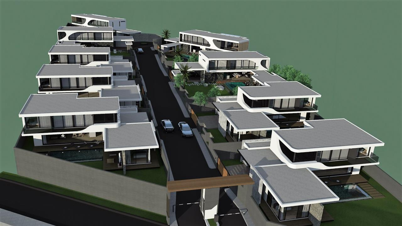 REAL Phuket  Agency's The LUX - New Development of Ultra-modern Pool Villas in Cherngtalay 2