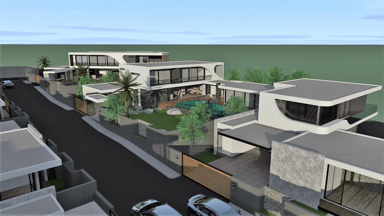 REAL Phuket  Agency's The LUX - New Development of Ultra-modern Pool Villas in Cherngtalay 3
