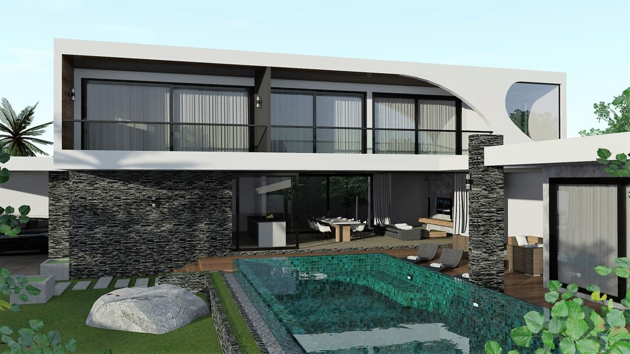 REAL Phuket  Agency's The LUX - New Development of Ultra-modern Pool Villas in Cherngtalay 14