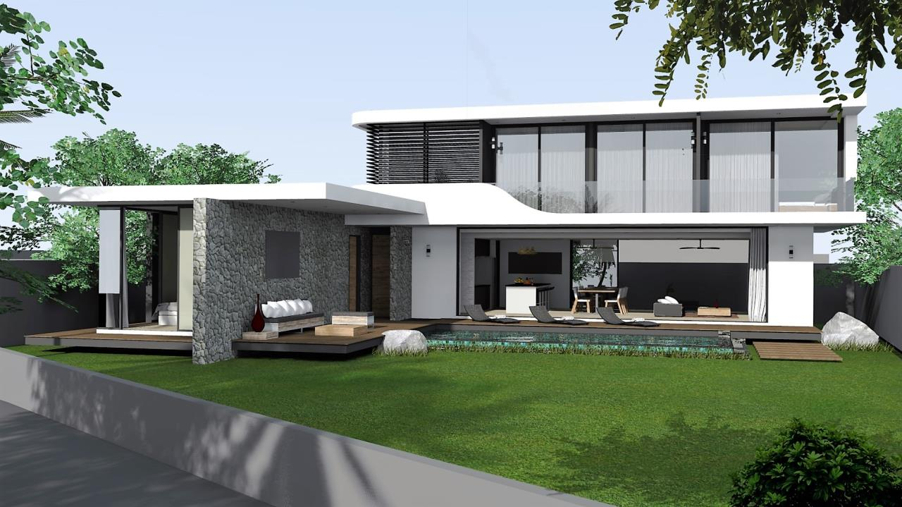 REAL Phuket  Agency's The LUX - New Development of Ultra-modern Pool Villas in Cherngtalay 4