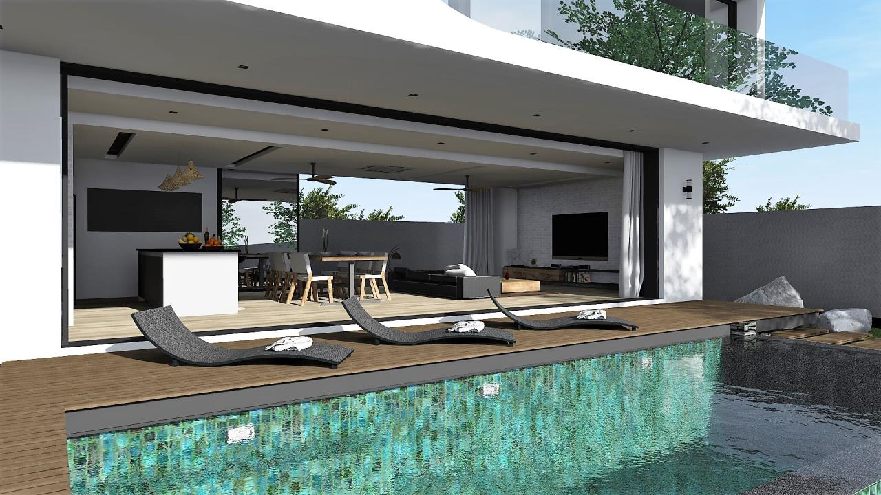 REAL Phuket  Agency's The LUX - New Development of Ultra-modern Pool Villas in Cherngtalay 7