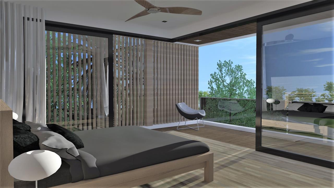 REAL Phuket  Agency's The LUX - New Development of Ultra-modern Pool Villas in Cherngtalay 23