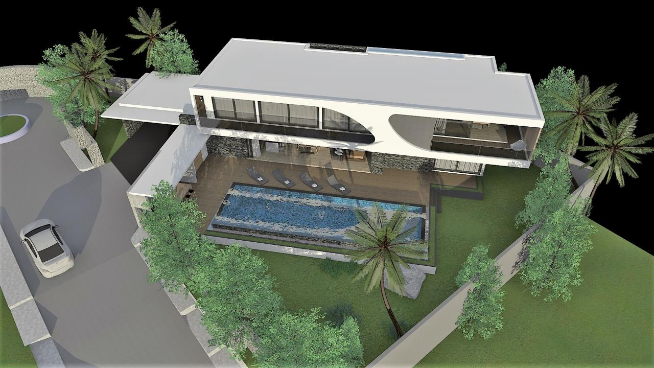 REAL Phuket  Agency's The LUX - New Development of Ultra-modern Pool Villas in Cherngtalay 24