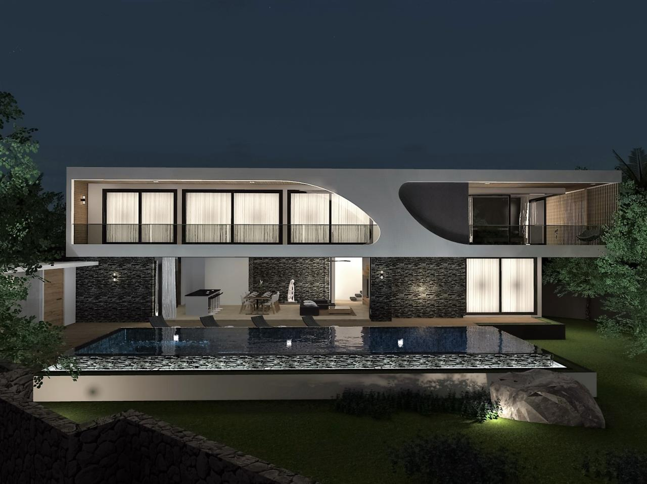 REAL Phuket  Agency's The LUX - New Development of Ultra-modern Pool Villas in Cherngtalay 16