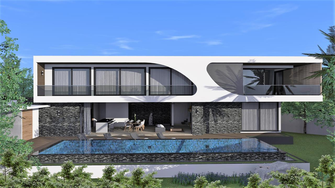 REAL Phuket  Agency's The LUX - New Development of Ultra-modern Pool Villas in Cherngtalay 18