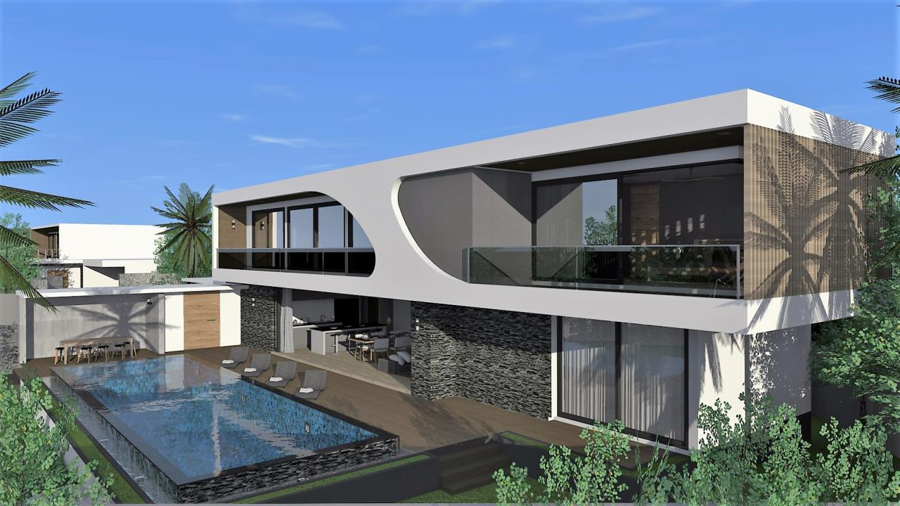 REAL Phuket  Agency's The LUX - New Development of Ultra-modern Pool Villas in Cherngtalay 19