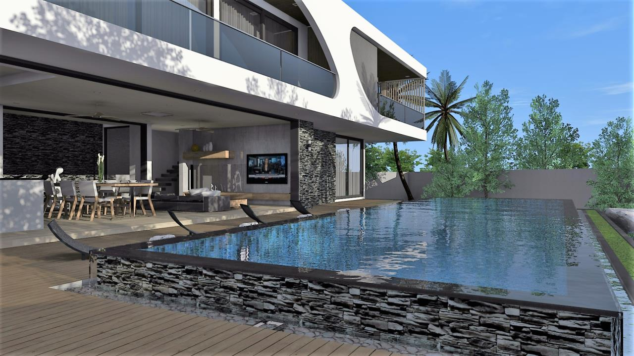 REAL Phuket  Agency's The LUX - New Development of Ultra-modern Pool Villas in Cherngtalay 20