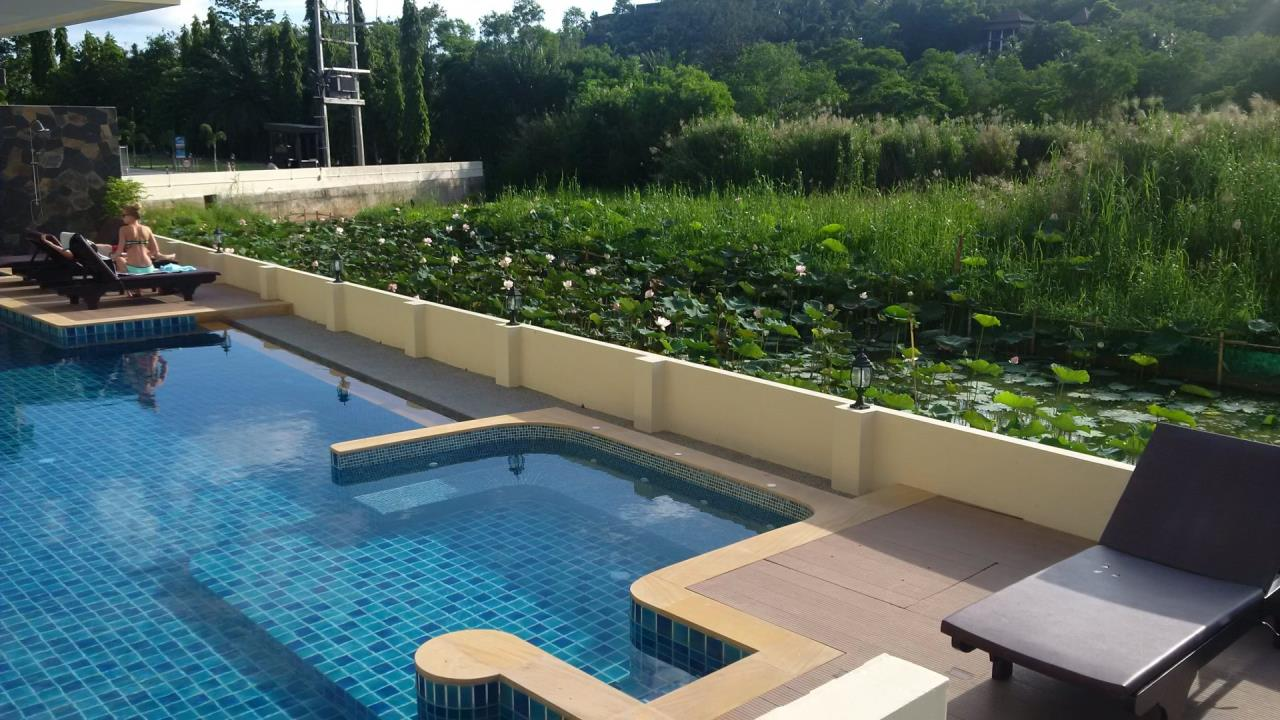REAL Phuket  Agency's The Lago - Nai Harn Beach Condo for Rent 4