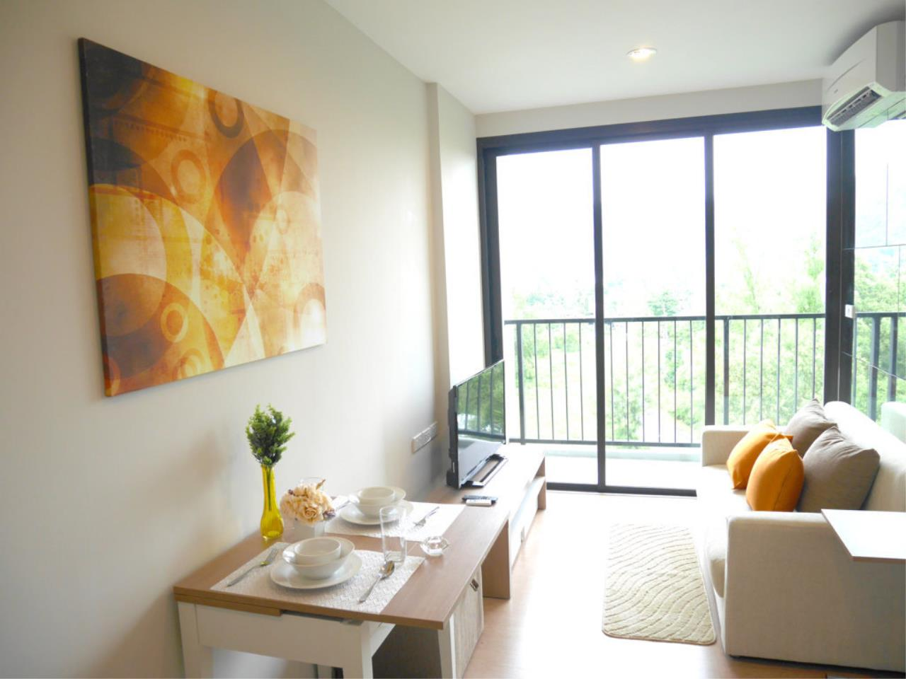 REAL Phuket  Agency's ZCape II Condominium @ Boat Avenue (Laguna) - 1-Bedroom Apartment 7