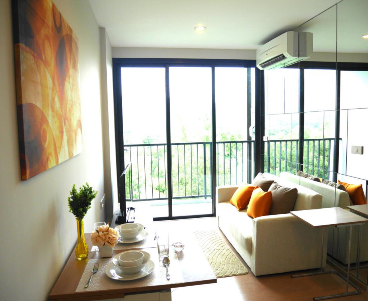 REAL Phuket  Agency's ZCape II Condominium @ Boat Avenue (Laguna) - 1-Bedroom Apartment 8