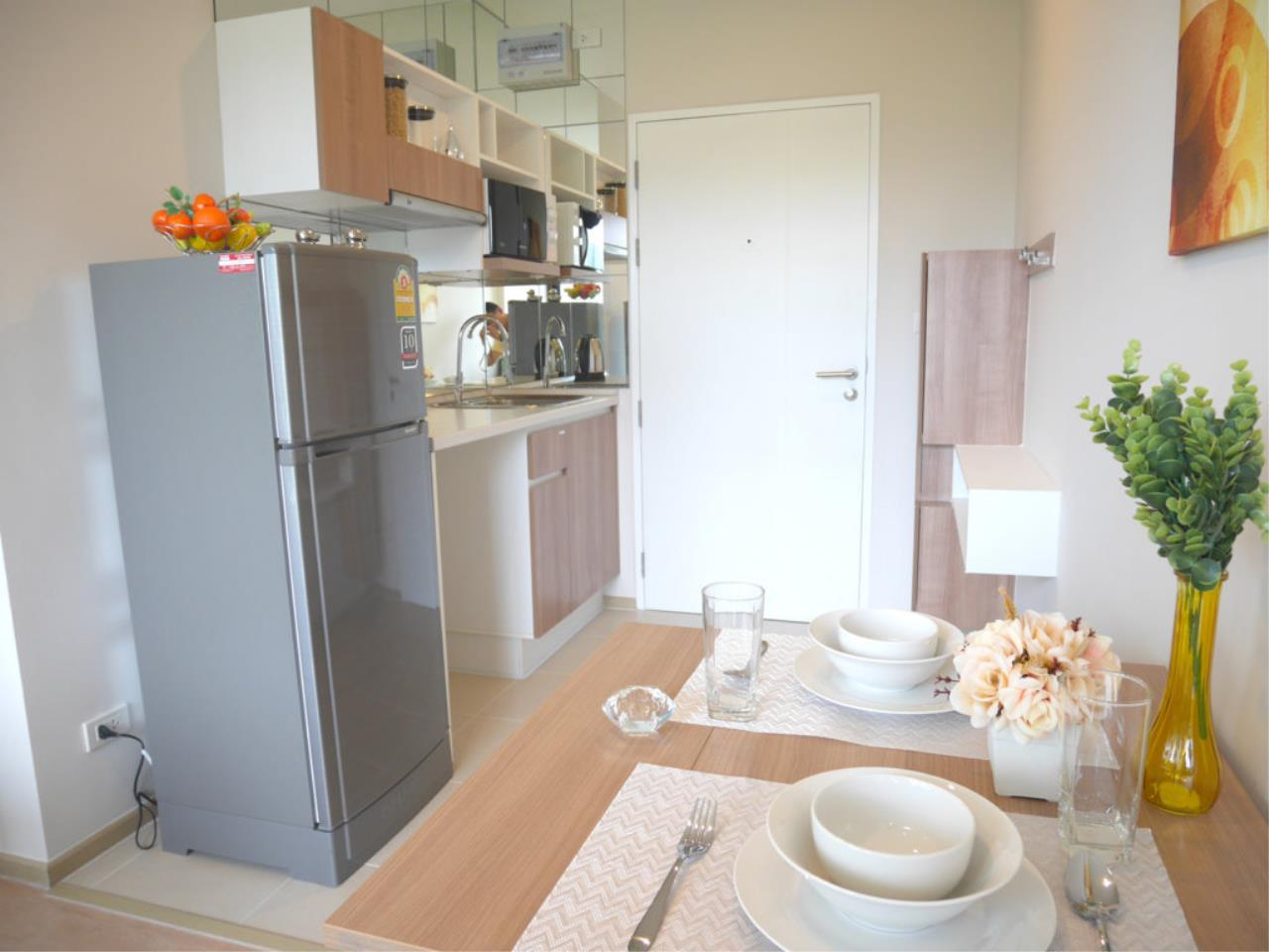 REAL Phuket  Agency's ZCape II Condominium @ Boat Avenue (Laguna) - 1-Bedroom Apartment 9