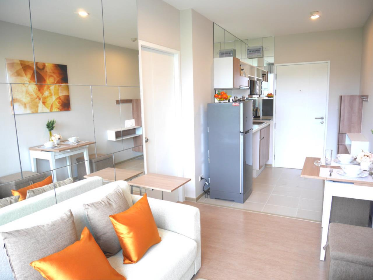 REAL Phuket  Agency's ZCape II Condominium @ Boat Avenue (Laguna) - 1-Bedroom Apartment 10