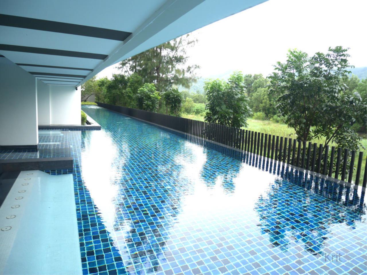REAL Phuket  Agency's ZCape II Condominium @ Boat Avenue (Laguna) - 1-Bedroom Apartment 4