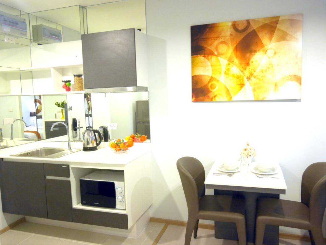 REAL Phuket  Agency's ZCape III Condominium @ Central Festival - 1-Bedroom Apartment 5