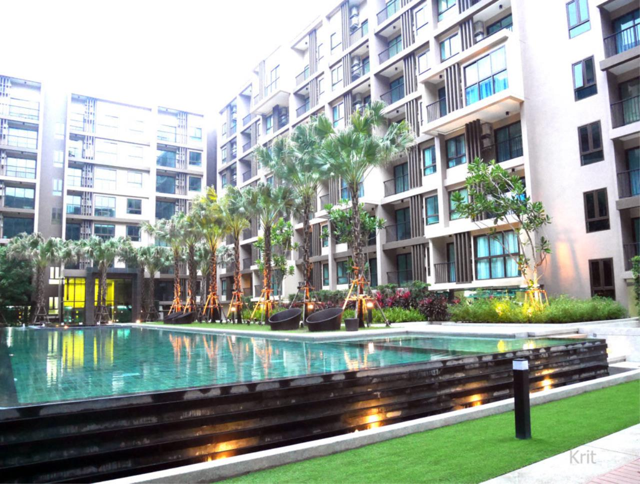 REAL Phuket  Agency's ZCape III Condominium @ Central Festival - 1-Bedroom Apartment 1