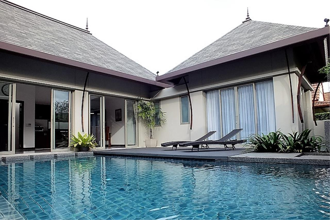 REAL Phuket  Agency's Villa Manika - 3-Bedroom Pool Villa in Bang Jo 1