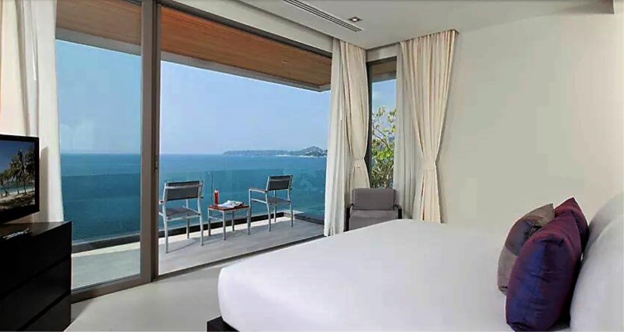 REAL Phuket  Agency's Cape Sienna - Absolute Oceanfront 4-Bedroom Pool Villa in Kamala 16
