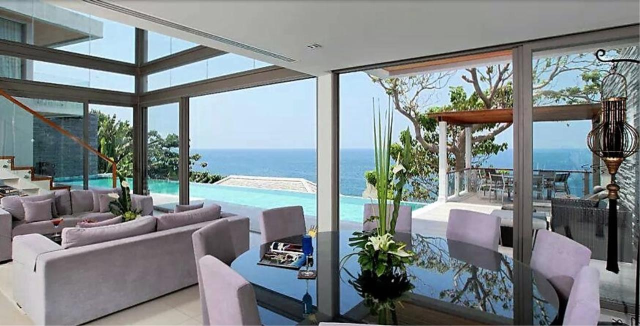 REAL Phuket  Agency's Cape Sienna - Absolute Oceanfront 4-Bedroom Pool Villa in Kamala 17