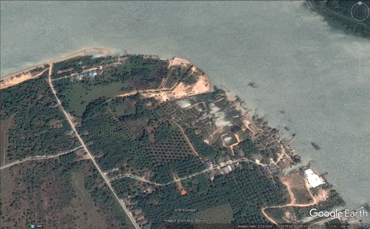 REAL Phuket  Agency's Krabi - 30 Rai Oceanfront Development Land 4