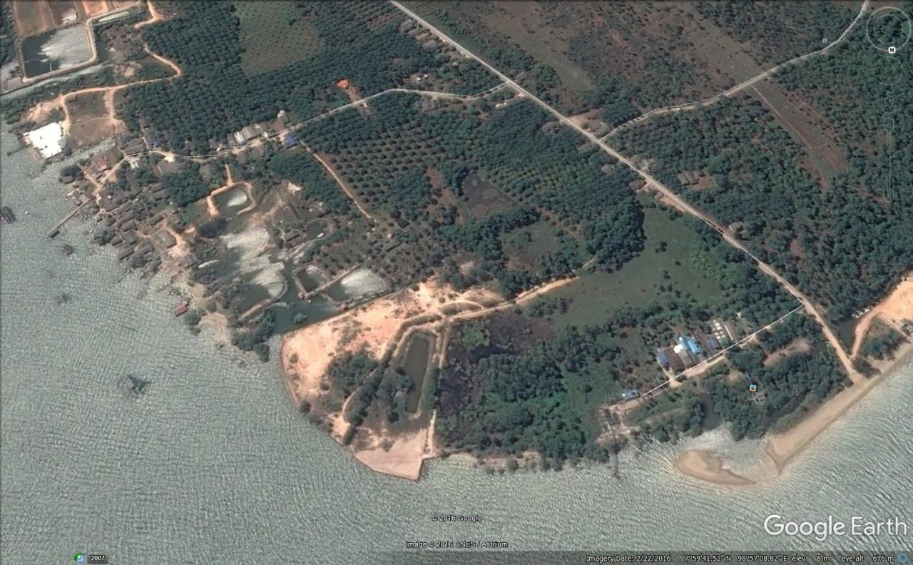 REAL Phuket  Agency's Krabi - 30 Rai Oceanfront Development Land 5