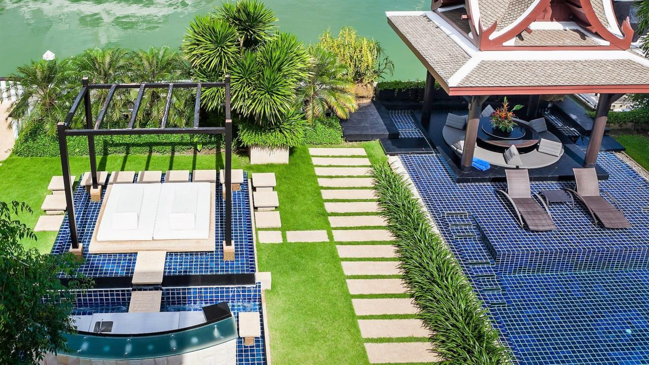 REAL Phuket  Agency's Villa Kalyana - 5-Bedroom Luxury Villa at Royal Phuket Marina 2