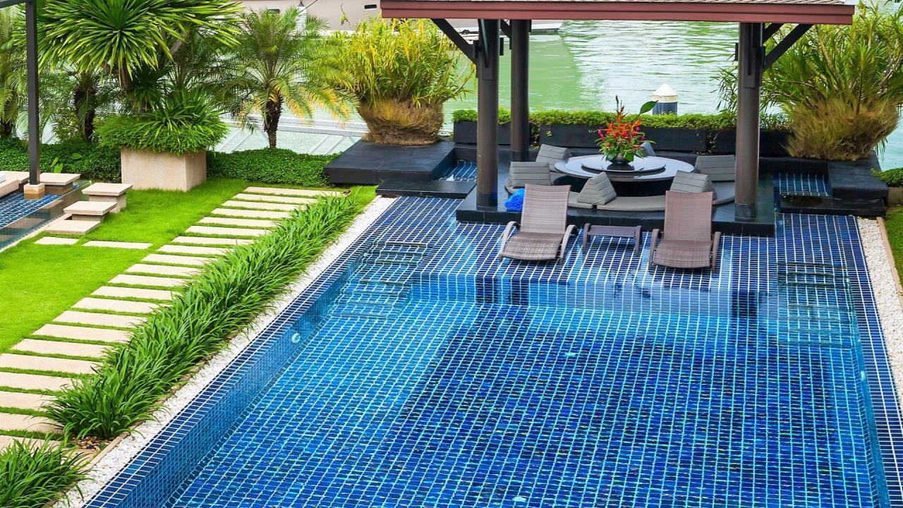REAL Phuket  Agency's Villa Kalyana - 5-Bedroom Luxury Villa at Royal Phuket Marina 3