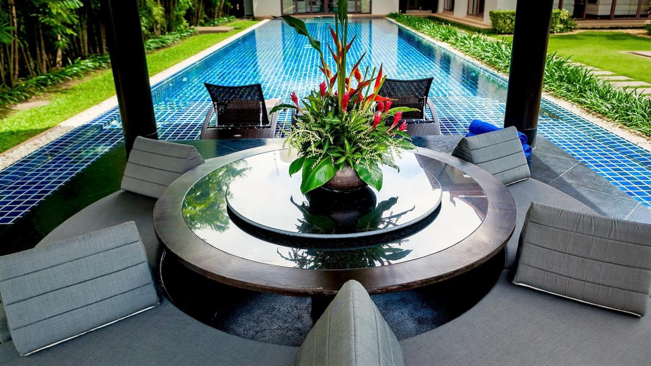 REAL Phuket  Agency's Villa Kalyana - 5-Bedroom Luxury Villa at Royal Phuket Marina 5