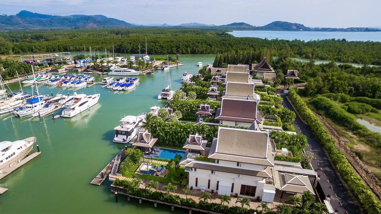 REAL Phuket  Agency's Villa Kalyana - 5-Bedroom Luxury Villa at Royal Phuket Marina 6