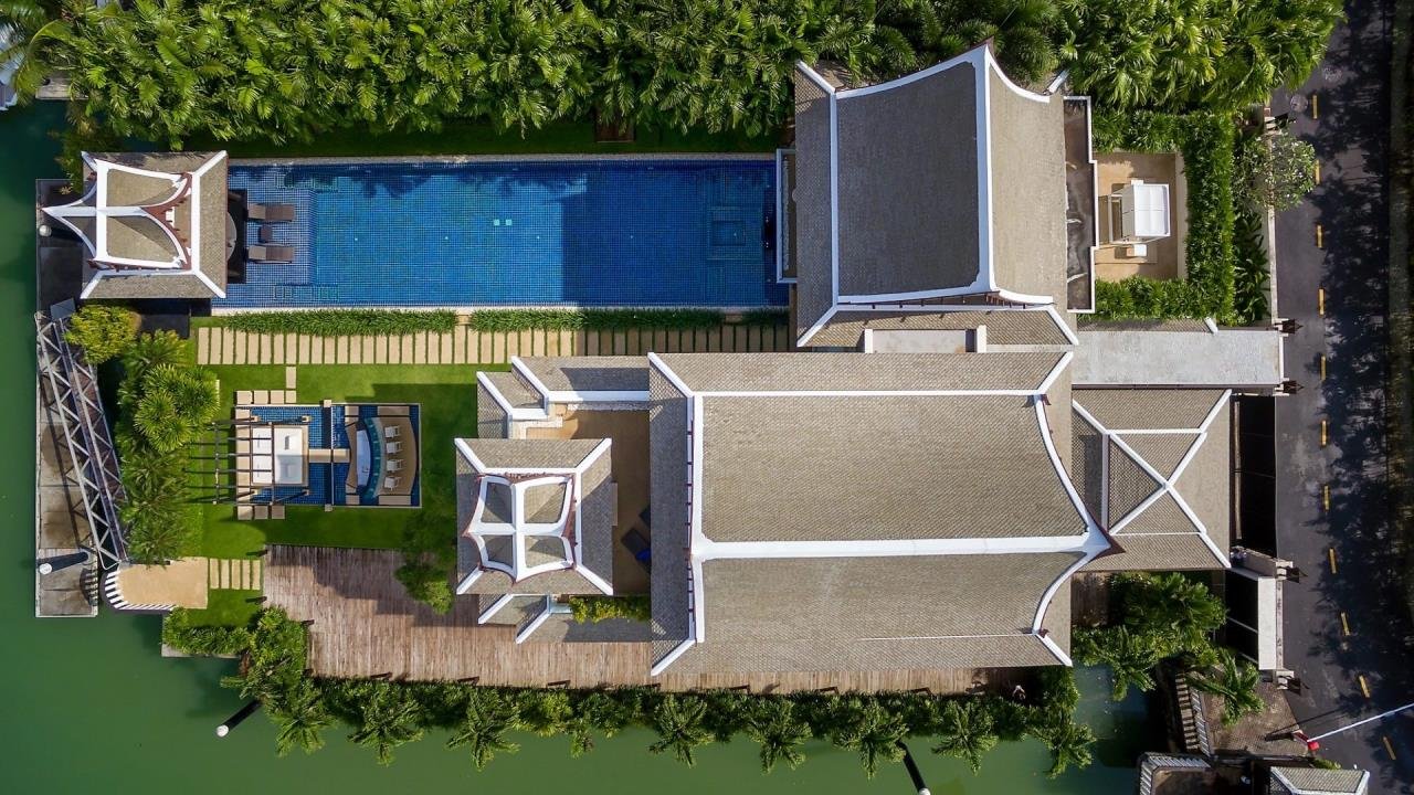 REAL Phuket  Agency's Villa Kalyana - 5-Bedroom Luxury Villa at Royal Phuket Marina 7