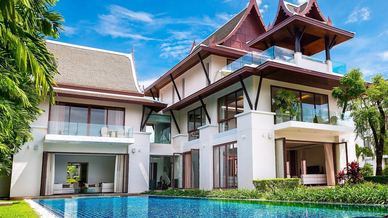 REAL Phuket  Agency's Villa Kalyana - 5-Bedroom Luxury Villa at Royal Phuket Marina 34