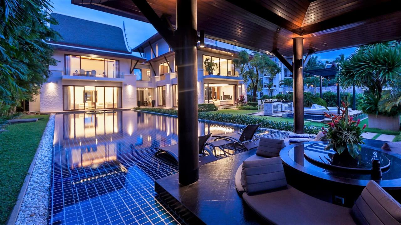 REAL Phuket  Agency's Villa Kalyana - 5-Bedroom Luxury Villa at Royal Phuket Marina 36