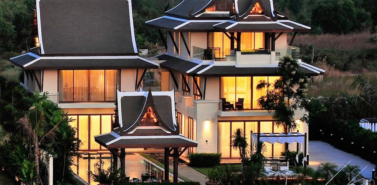 REAL Phuket  Agency's Villa Kalyana - 5-Bedroom Luxury Villa at Royal Phuket Marina 1