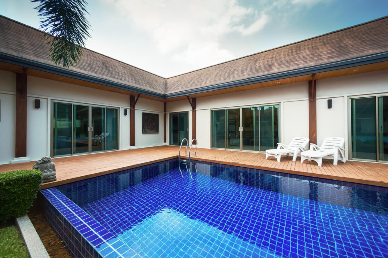 REAL Phuket  Agency's Kokyang Estate - Modern 3-Bedroom Pool Villa in the South of Phuket Island 11
