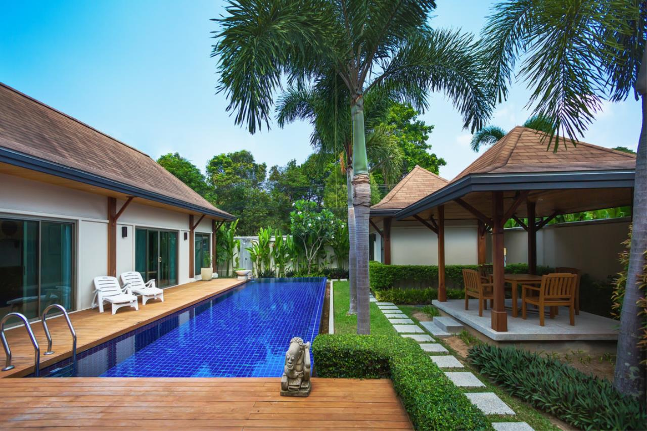 REAL Phuket  Agency's Kokyang Estate - Modern 3-Bedroom Pool Villa in the South of Phuket Island 12