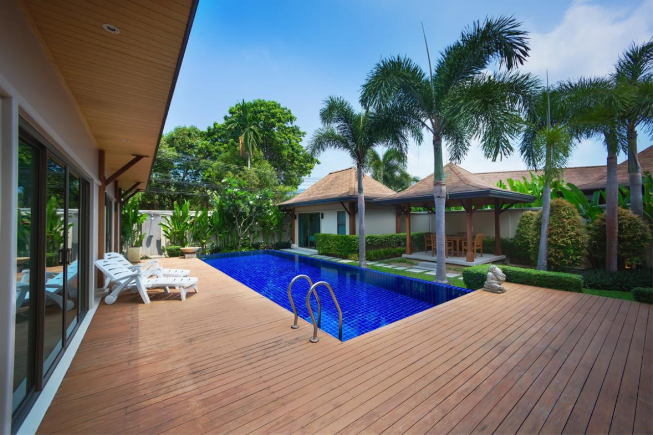 REAL Phuket  Agency's Kokyang Estate - Modern 3-Bedroom Pool Villa in the South of Phuket Island 13