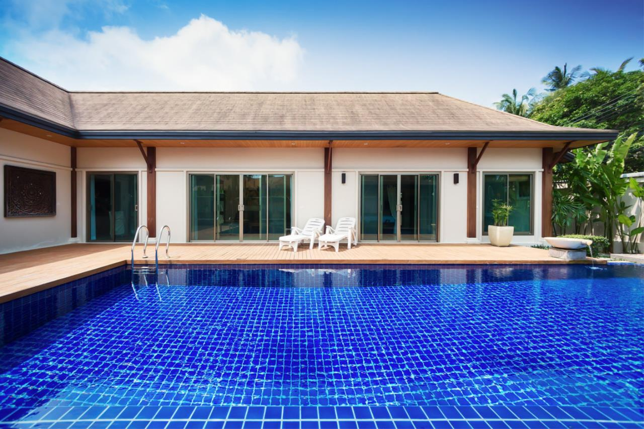 REAL Phuket  Agency's Kokyang Estate - Modern 3-Bedroom Pool Villa in the South of Phuket Island 16