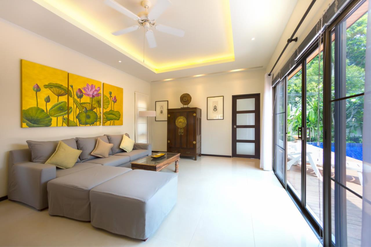 REAL Phuket  Agency's Kokyang Estate - Modern 3-Bedroom Pool Villa in the South of Phuket Island 19
