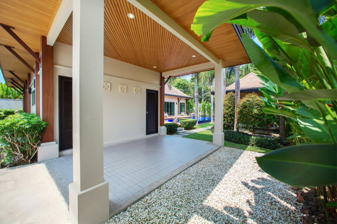 REAL Phuket  Agency's Kokyang Estate - Modern 3-Bedroom Pool Villa in the South of Phuket Island 25