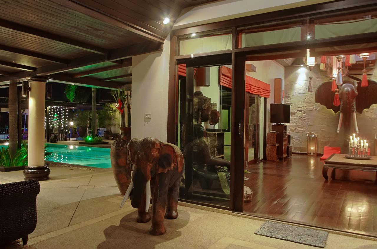 REAL Phuket  Agency's Baan Chang - Majestic 9-Bedroom Luxury Villa in Kamala 5