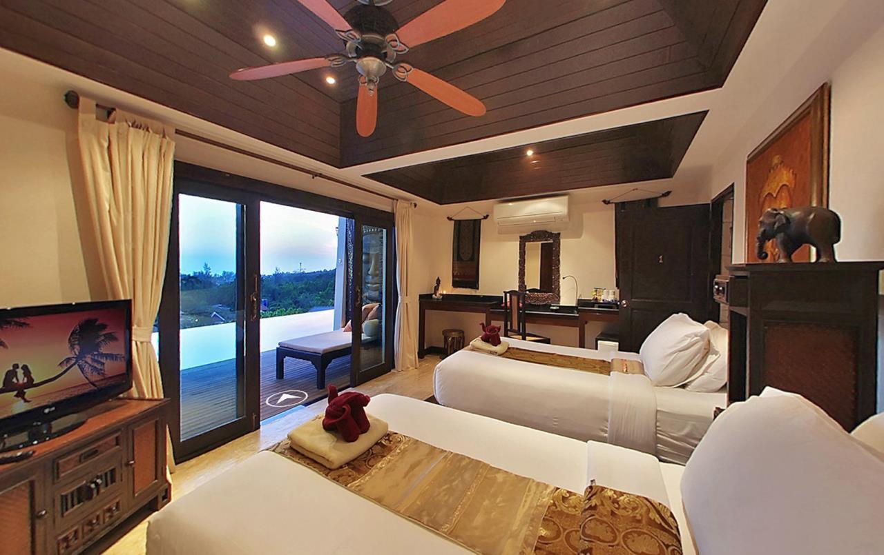 REAL Phuket  Agency's Baan Chang - Majestic 9-Bedroom Luxury Villa in Kamala 15