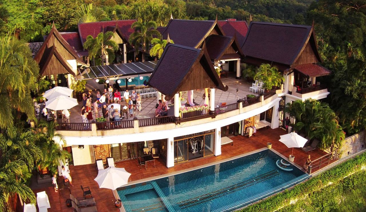 REAL Phuket  Agency's Baan Chang - Majestic 9-Bedroom Luxury Villa in Kamala 16