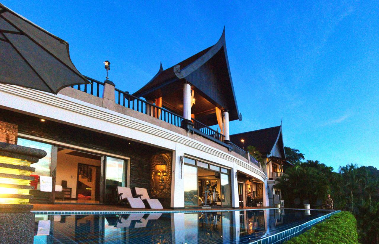 REAL Phuket  Agency's Baan Chang - Majestic 9-Bedroom Luxury Villa in Kamala 20