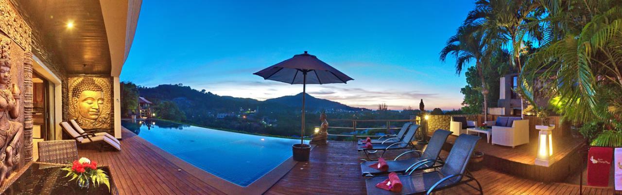 REAL Phuket  Agency's Baan Chang - Majestic 9-Bedroom Luxury Villa in Kamala 21