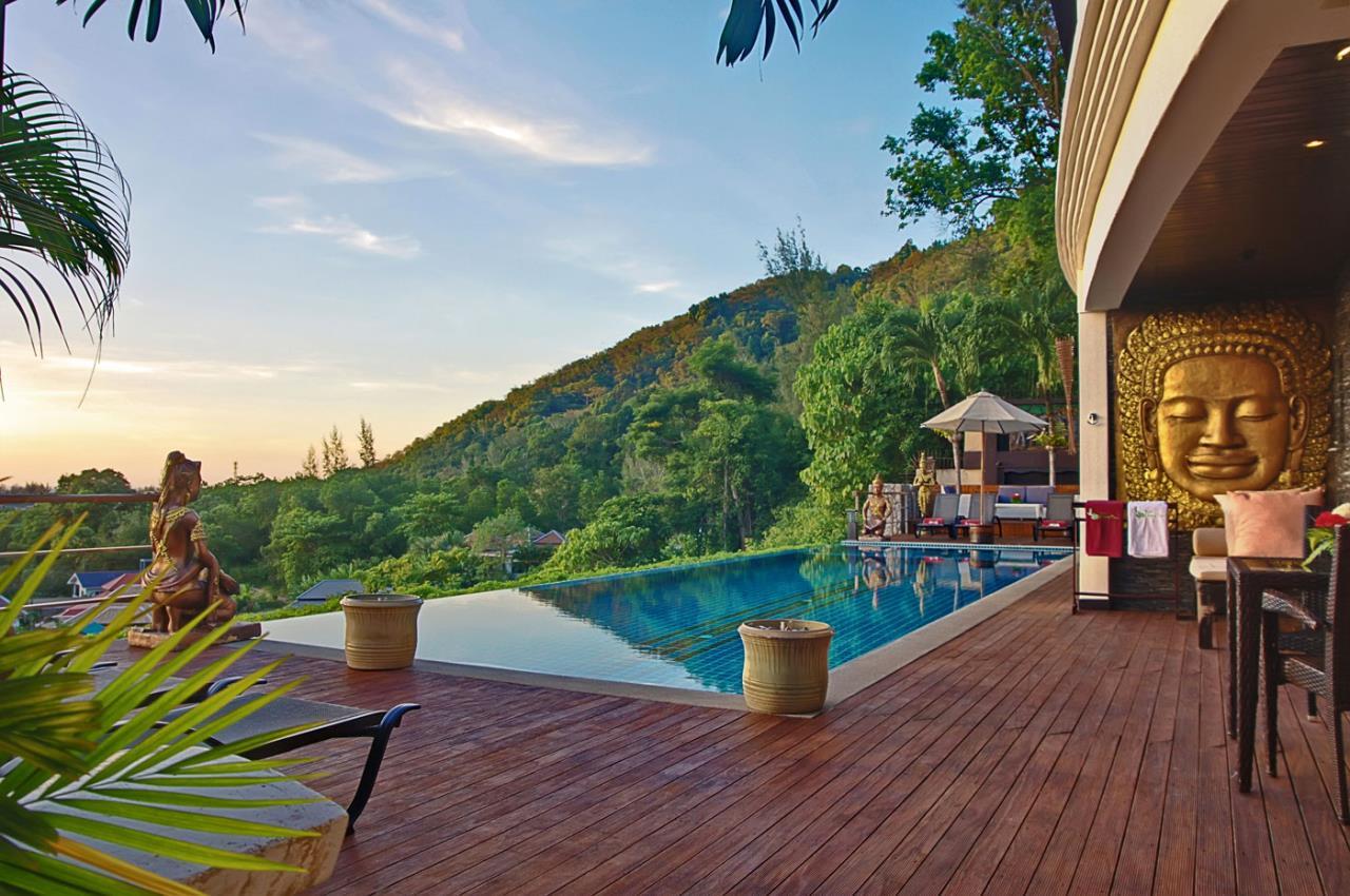 REAL Phuket  Agency's Baan Chang - Majestic 9-Bedroom Luxury Villa in Kamala 22