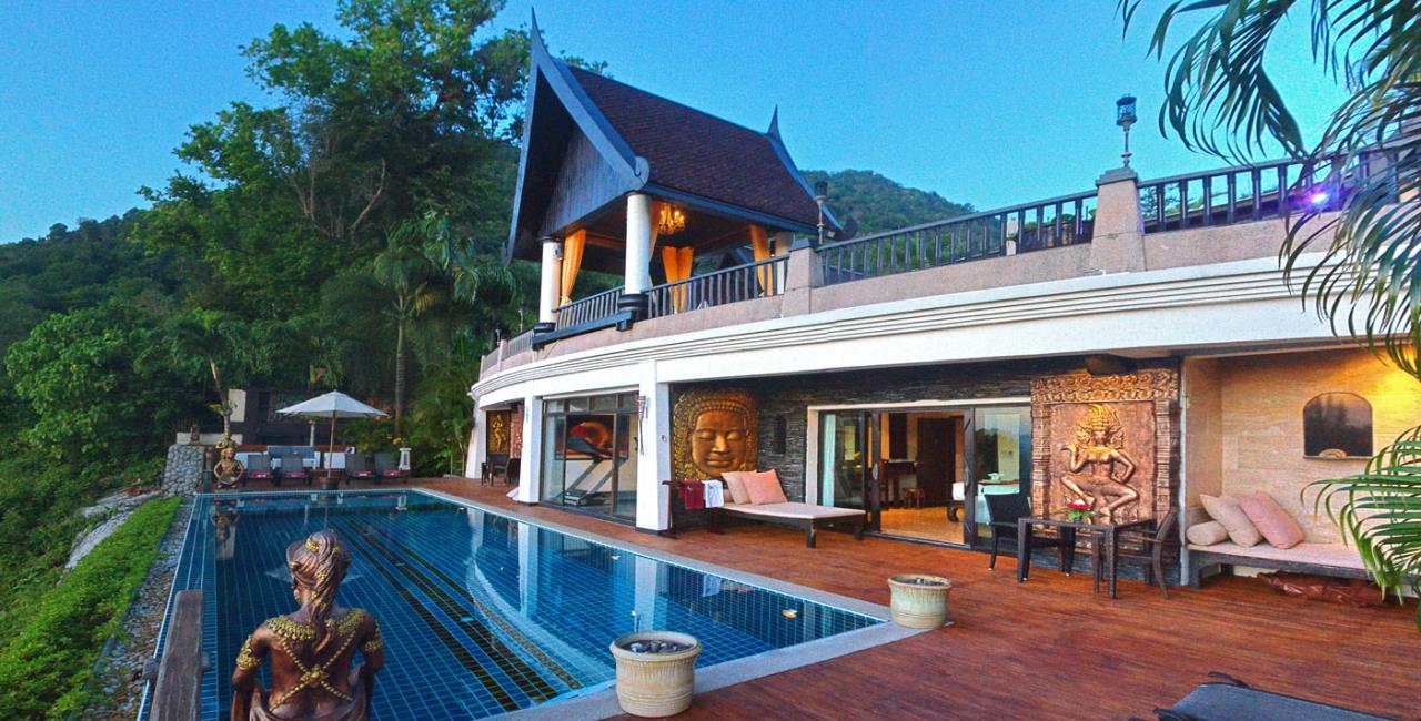 REAL Phuket  Agency's Baan Chang - Majestic 9-Bedroom Luxury Villa in Kamala 24