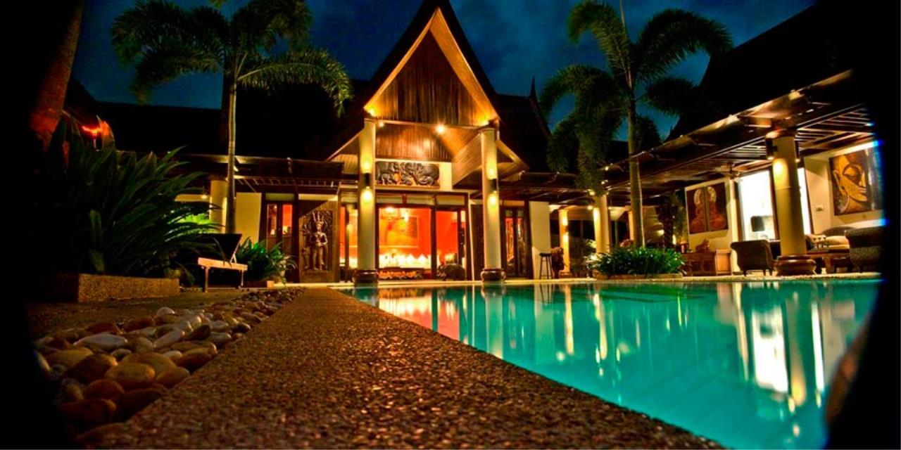 REAL Phuket  Agency's Baan Chang - Majestic 9-Bedroom Luxury Villa in Kamala 29