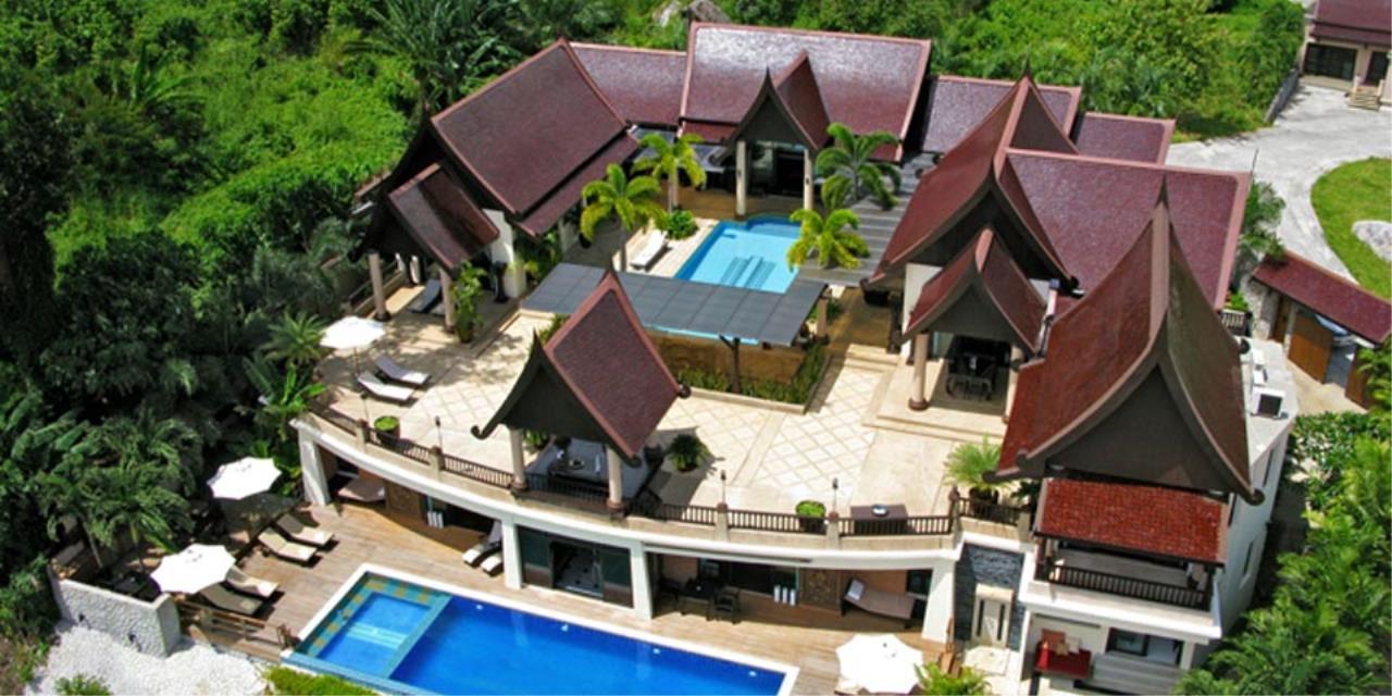 REAL Phuket  Agency's Baan Chang - Majestic 9-Bedroom Luxury Villa in Kamala 31